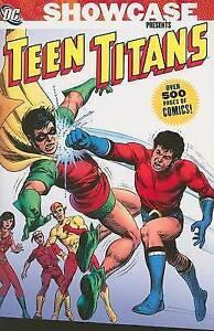Showcase-Presents-Vol-02-Teen-Titans-Paperback-2007-DC-COMICS