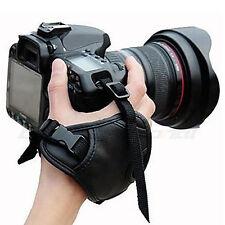 New Fashion Camera Hand Wrist Grip Strap Belt Band for SLR DSLR Canon