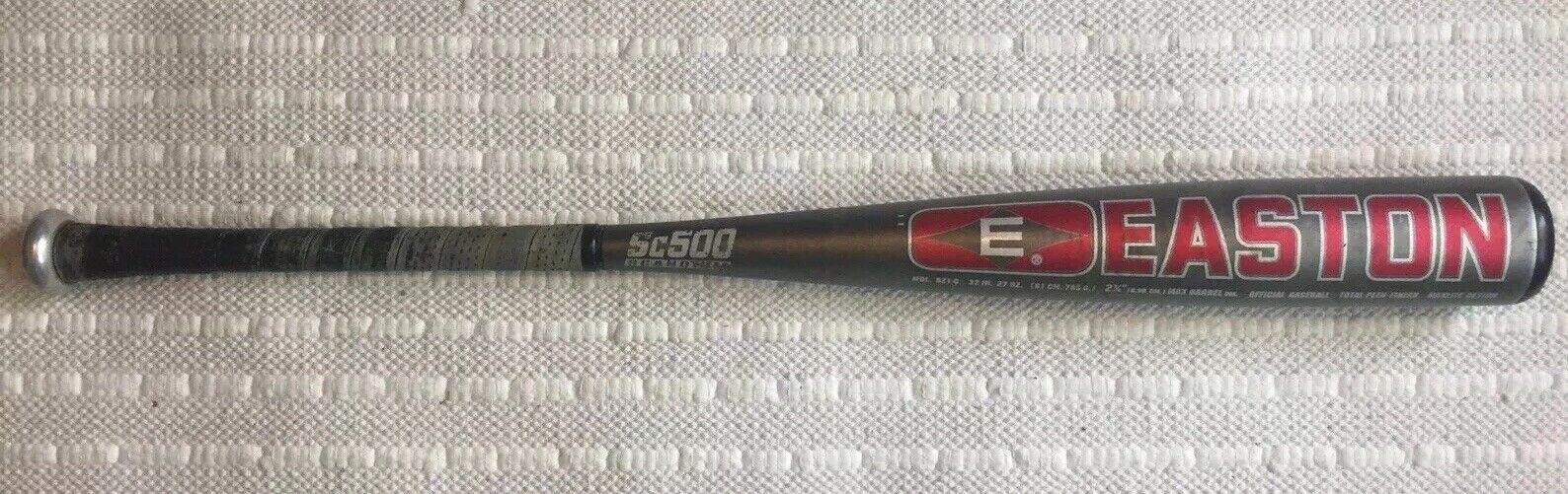 Easton rojoline C-Core SC500 BZ1-C escandio barril bate de béisbol -5 32 27 2 3 4