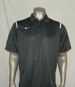Nike Mens Team Gameday Polo Shirt