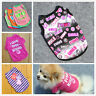 Dog Clothes Polo Shirt Dog Smile Shirt Polo High Quality Summer Free shipping