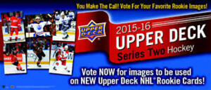 2015-16-Upper-Deck-Series-Two-Pick-From-List-251-500-Includes-Young-Guns