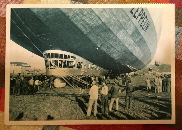 ORIGINAL AIRSHIP GRAF ZEPPELIN LZ127 WORLDS FAIR ENAMELED BADGE 1933 | eBay