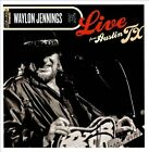 Live from Austin TX by Waylon Jennings (CD, Jun-2012, 2 Discs, New West (Record Label))