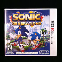 Sonic Generations (nintendo 3ds) Brand