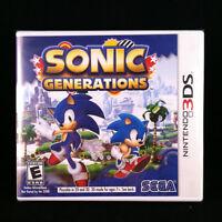Sonic Generations (nintendo 3ds) Brand