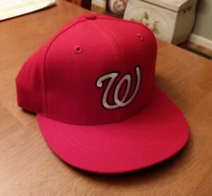 b903c874c70 Image is loading New-Vintage-MLB-Cooperstown-Collection-WASHINGTON-SENATORS- Fitted-