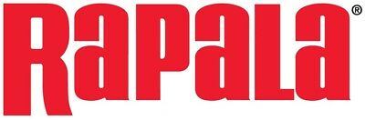 "4.25/"" x 1.5/"" - NEW! Rapala Logo Boat // SUV // RV Decal Sticker Size Small"