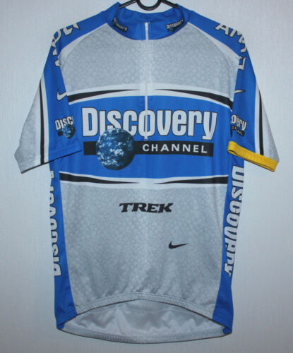 Cycling Discovery Channel m shirt Nike size L
