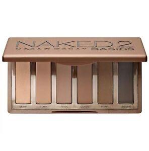 NIB-urban-decay-Naked2-Basics-EyeShadow-Palette-100-Authentic