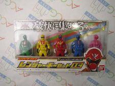 Power Ranger Kaizoku Sentai Gokaiger Ranger Key Series Set 03 Bandai H.K.