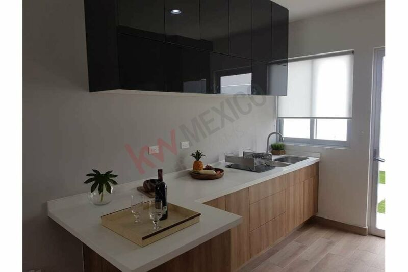 Venta casa nueva en Querétaro en Zákia.