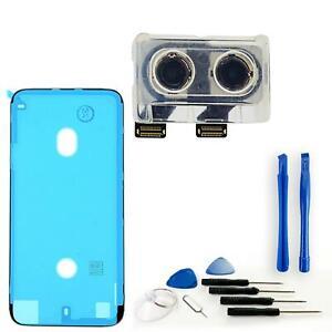 iPhone X Hauptkamera Reparatur Set Cam kamera Maincam mit Kleber und Werkzeug