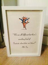 Roald Dahl Quote Art Picture Fantastic Mr Fox Print Quentin Blake Unframed For Sale Online Ebay