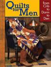 Quilts for Men by Landauer Publishing (Paperback, 2008)