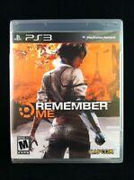Remember Me (playstation 3)
