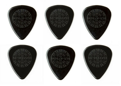Custom Nylon Signature Picks 6x Dunlop Fredrik Thordendal Messuggah
