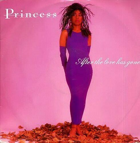 """Princess After the love has gone (1985)  [7"""" Single]"""