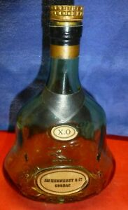 Hennessy XO Extra Old Cognac 750ml Empty Collectible