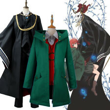 NEW The Ancient Magus/' Bride Ainsworth Elias Suit Outfit Cosplay Costume AA.158