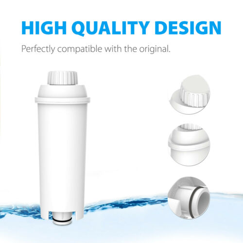 Coffee Machine Water Filter For Delonghi DLSC002 SER3017 Bean to Cup Machines