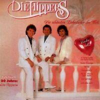 Flippers Liebe ist..1-Die schönsten Liebeslieder der Welt (1989) [CD]