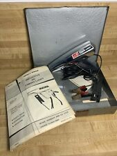 Sears Vintage Inductive Dc Timing Light 24421172 In Case With Manual