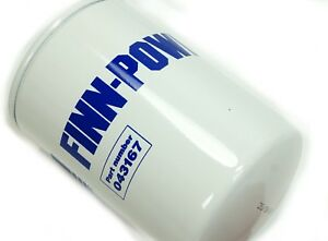 Details about 2X Finn-Power 043167 Spin-on Oil Filter for P20, P21, P32,  P51 Crimping Machines