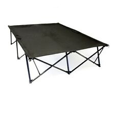 Kamp Rite Tent Cot Kamprite Double Kwik Two Person Folding Cot FC321 NEW