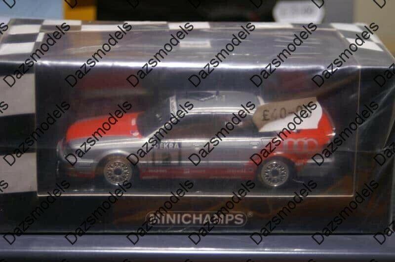 Entrega rápida y envío gratis en todos los pedidos. Minichamps AUDI V8 DTM 1992 F. Jelinski, H. Haupt Haupt Haupt coche 921402 1 43  lo último
