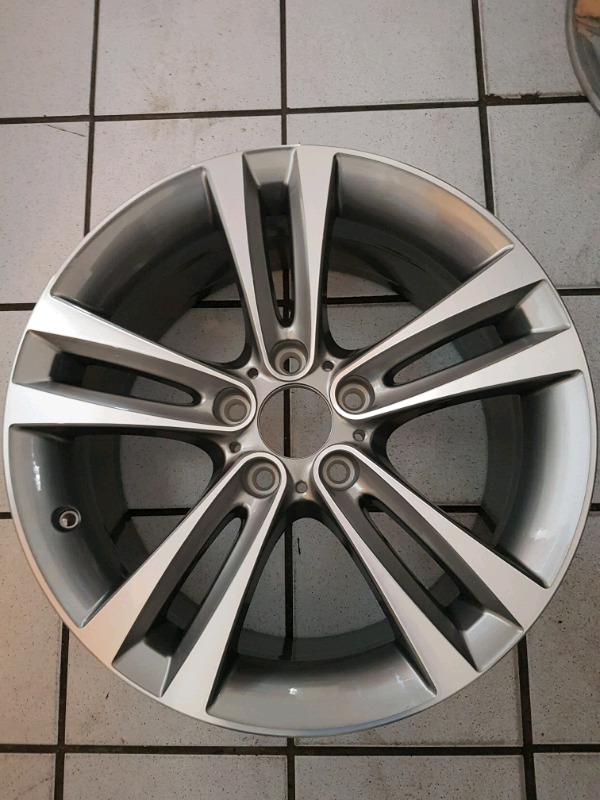 Wanted Bmw F30 18 Rim For Sale University Estate Gumtree