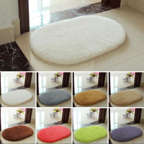 Non-slip Absorbent Soft Memory Foam Bath Bathroom Bedroom Floor Shower Mat R NSI