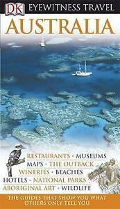 """AS NEW"" DK Eyewitness Travel Guide: Australia, , Book"