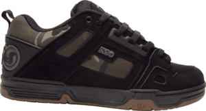Men\u0026#039;s DVS Comanche Black Camo Leather