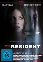 DVD * THE RESIDENT ~ HILARY SWANK # NEU OVP =