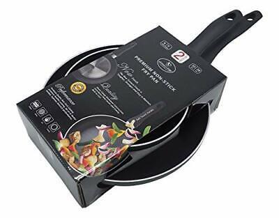 Culinary Edge Ce2422 2pc Non Stick Fry Pan Set Ebay