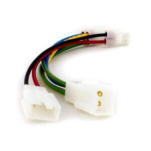 s l300 plug & play cg to gy6 cdi adapter wiring harness cable connector plug and play wiring harness at bayanpartner.co