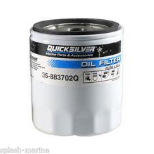 Genuine Mercruiser 4.3L Carb / 4.3LX Carb / 4.3L EFI V6 Oil Filter - 35-883702Q