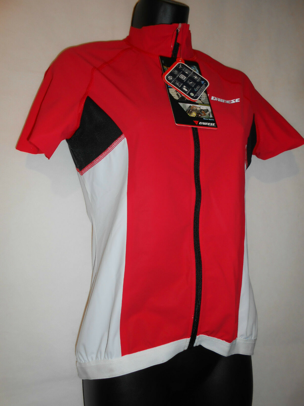 3939a894600bf Ladies cycle top M RRP New Dainese nqtwil2411-Activewear Tops - www ...