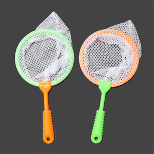 22cm-Plastic-Fishing-Net-Toys-Handle-Mini-Butterfly-Mesh-Nets-Kids-Outdoor-To-RK