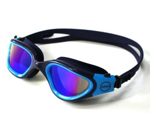 Zone3 Vapour Goggles with Polarized Revo Lens (Navy/Blue)