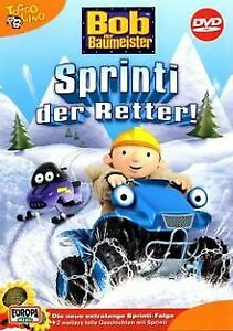 Bob-der-Baumeister-Sprinti-der-Retter-Ganz-langsam-Spri-DVD-etat-bon