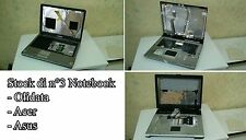 STOCK LOTTO NOTEBOOK COMPUTER PORTATILE LAPTOP OLIDATA ACER ASPIRE ASUS A6M