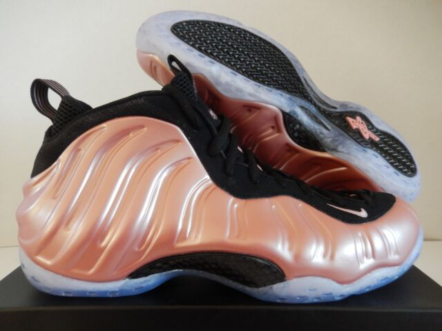 6044243facd Nike Air Foamposite One Elemental Rose Rust Pink Black 314996-602 ...