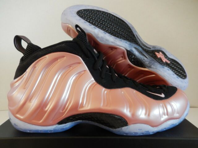 833d03efe26 Nike Air Foamposite One Elemental Rose Rust Pink Black 314996-602 ...