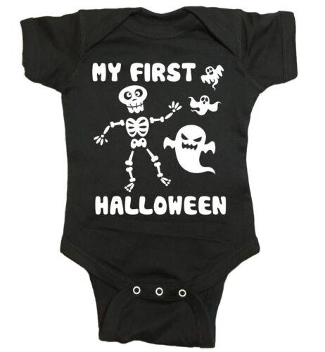 "Halloween Baby One Piece /""My First Halloween/"" Bodysuit"