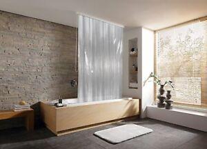 Duschrollo-Duschvorhang-Rollo-Vorhang-Seitenzug-Deckenmontage-weiss-7240276