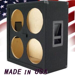4x12 Guitar Speaker Empty Cabinet Black Carpet finish 440LIVE ...