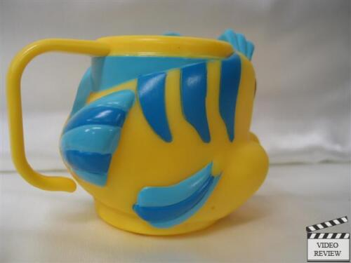 Flounder; Little Mermaid; Children Mug Cup; 424487; Applause
