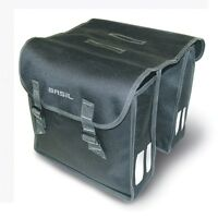 Cycle Pannier Panniers Bag Set Bags Xxl 47 Litre Basil Mara Water Resistant